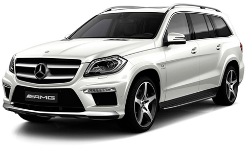 Аренда Mercedes-Benz GL
